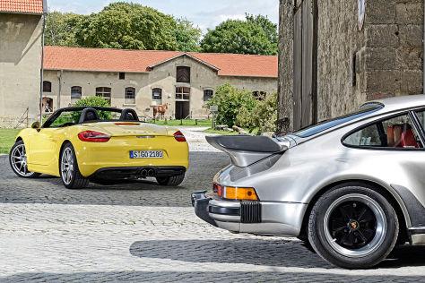 Porsche 911 Turbo Porsche Boxster