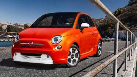 LA Auto Show 2012: Fiat 500e