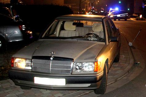 In Wetzlar fährt ein 100-jähriger Autofahrer eine 88-jähriger Frau und verletzt sie tödlich