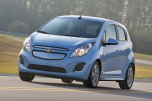 Chevrolet Spark EV: LA Auto Show 2012 UPDATE