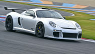 Ruf CTR 3 Clubsport: Test