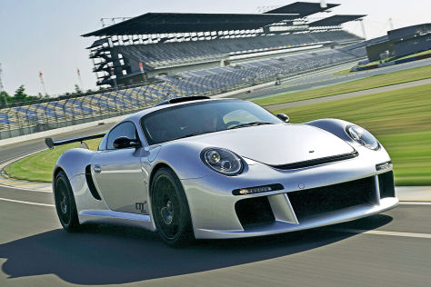 Ruf CTR 3 Clubsport