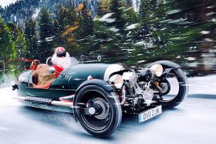 Was Santa Claus empfiehlt