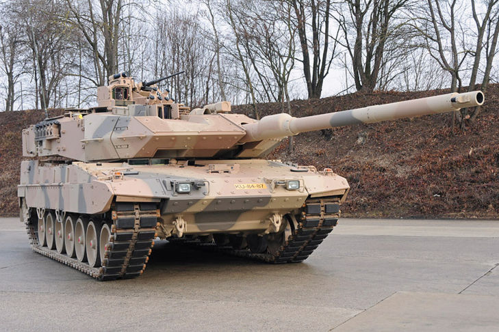 Leopard 2 A7+