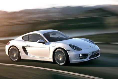 Porsche Cayman (2013)