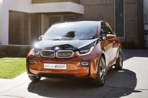 BMW i3 Concept: LA Auto Show 2012