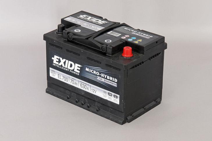 Starterbatterien: ADAC-Test 2012