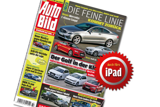 AUTO BILD 47/2012