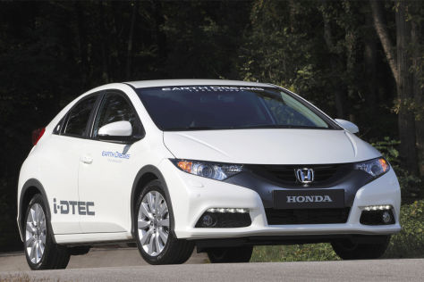 Honda Civic 1.6i-DTEC