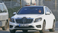 Mercedes S-Klasse: Erlk�nig-Video