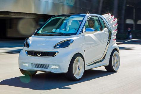 LA Auto Show 2012: Smart forjeremy