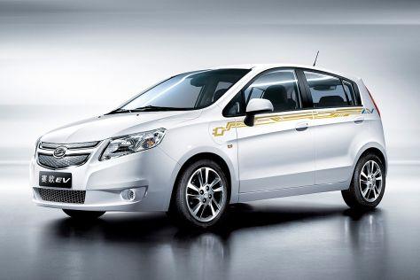 GM-SAIC Sail Springo EV
