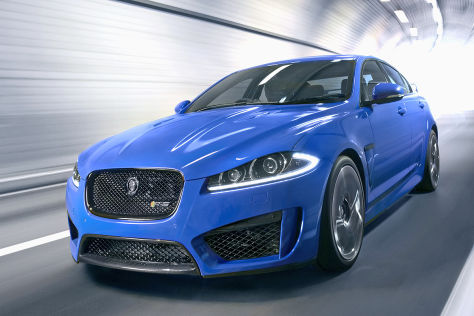 Jaguar XFR-S