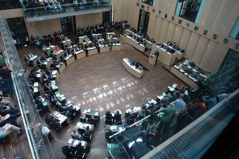 Bundesratssitzung (Archiv)