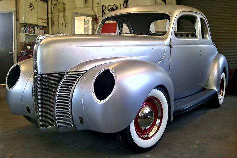 Ford Coupe von 1940 Karosserie
