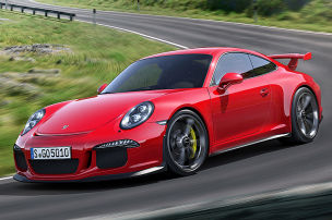 Neuer 911 GT3 mit 475 PS