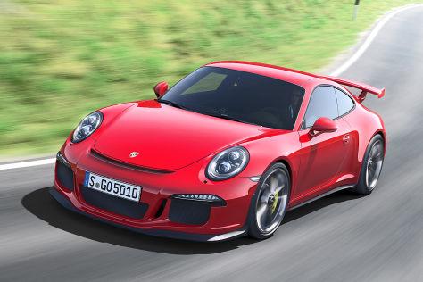Porsche 911 GT3 ILLUSTRATION