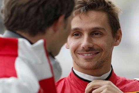 Filipe Albuquerque konnte sich in seiner zweiten DTM-Saison steigern