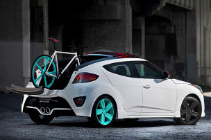 Hyundai Veloster C3 Roll Top Concept: LA Auto Show 2012