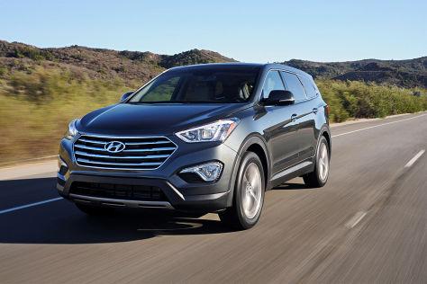 Hyundai Santa Fe (USA 2013)