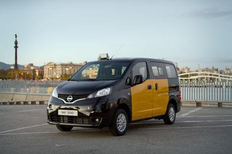 Nissan NV200 Taxi für Barcelona