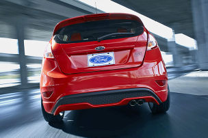 Ford Fiesta ST: LA Auto Show 2012