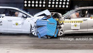 VW Golf VII/Seat Leon: Crashtest