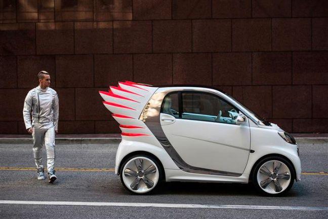 Video: LA Auto Show 2012