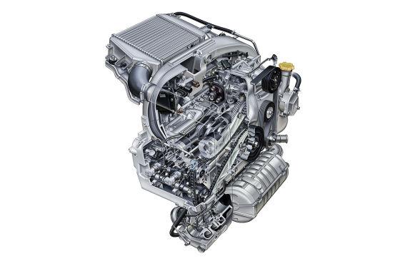 Subaru Dieselboxer