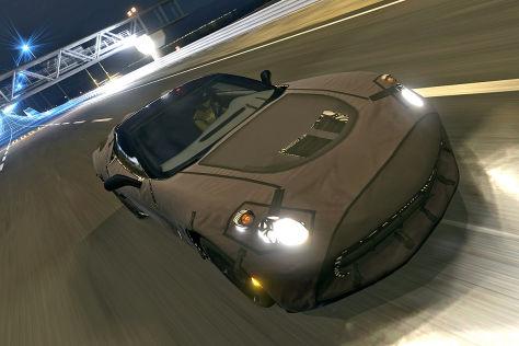 Chevrolet Corvette C7 Erlkönig Gran Turismo 5