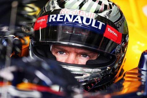 Sebastian Vettel sorgt im Lager von Red Bull für große Begeisterung