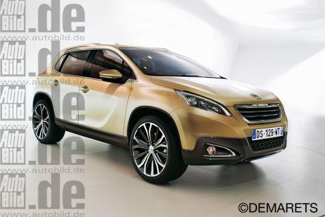 Neue SUV von Peugeot, Renault und Nissan