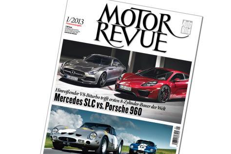MOTOR REVUE 2012