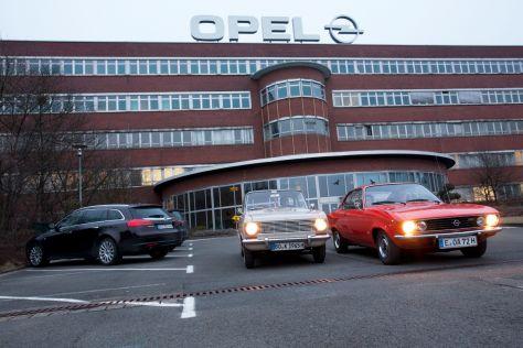 Aus für das Opel-Werk