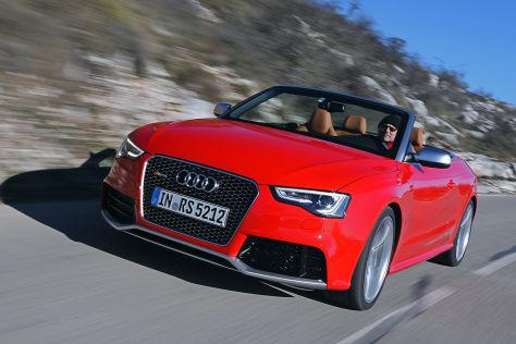 Audi RS 5 Cabrio