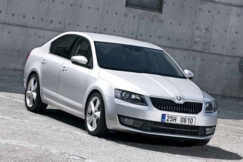 Skoda Octavia III: Autosalon Genf 2013