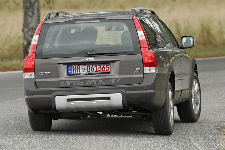 Volvo XC70 D5 AWD Cross Country