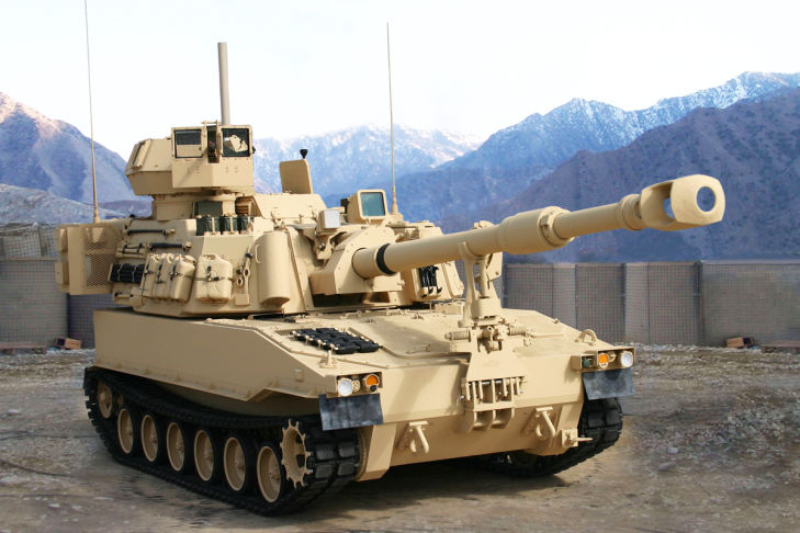 BAE M109A6 Paladin PIM