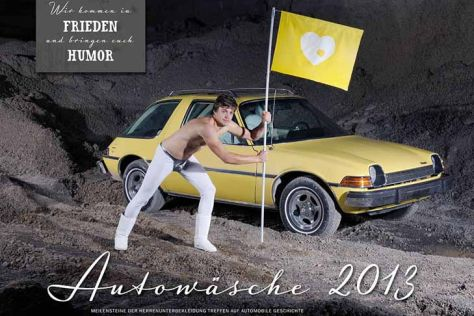 Autow&auml;sche-Kalender 2013