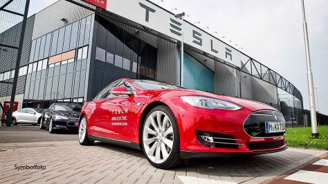 Tesla in Deutschland