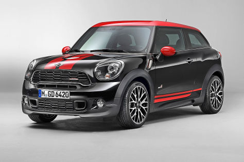 Mini John Cooper Works Paceman 