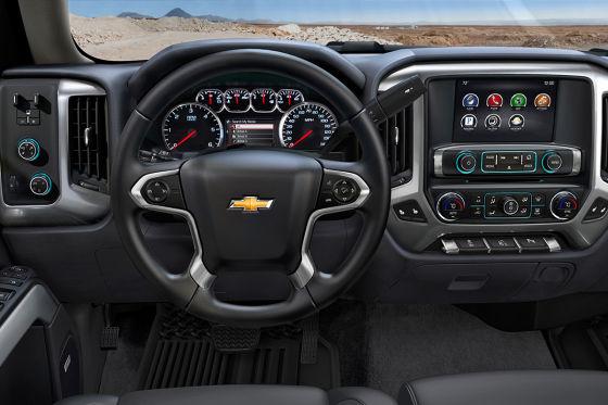Chevrolet Silverado (2013)