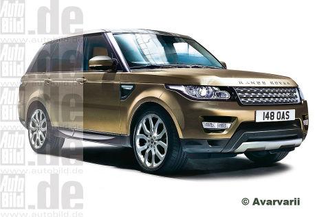 Range Rover Sport ILLUSTRATION