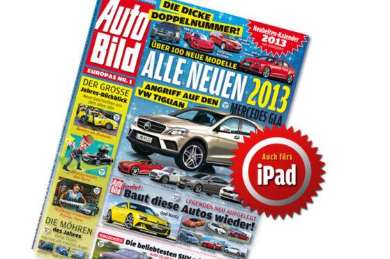 AUTO BILD 51/52 2012