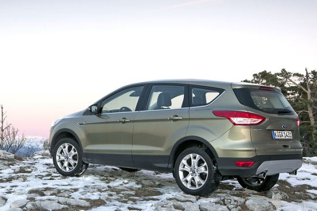 Video: Ford Kuga II