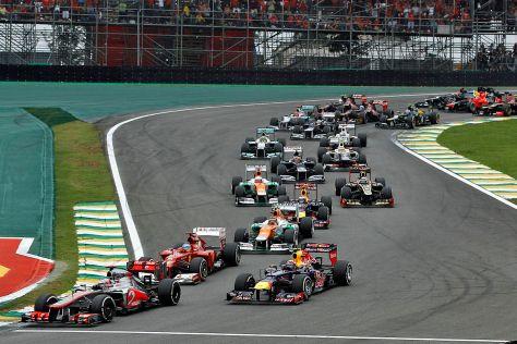 Formel 1 Start