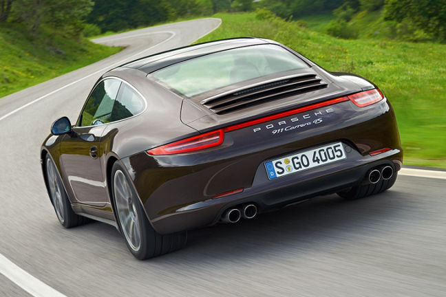 Video: Porsche 911 Carrera 4/4S