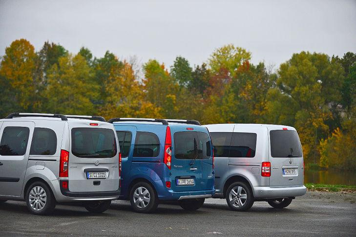 Citan Mercedes Van