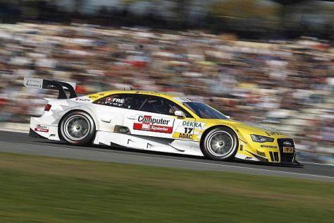Über die Besetzung des Audi A5 DTM von Rahel Frey wird noch beraten