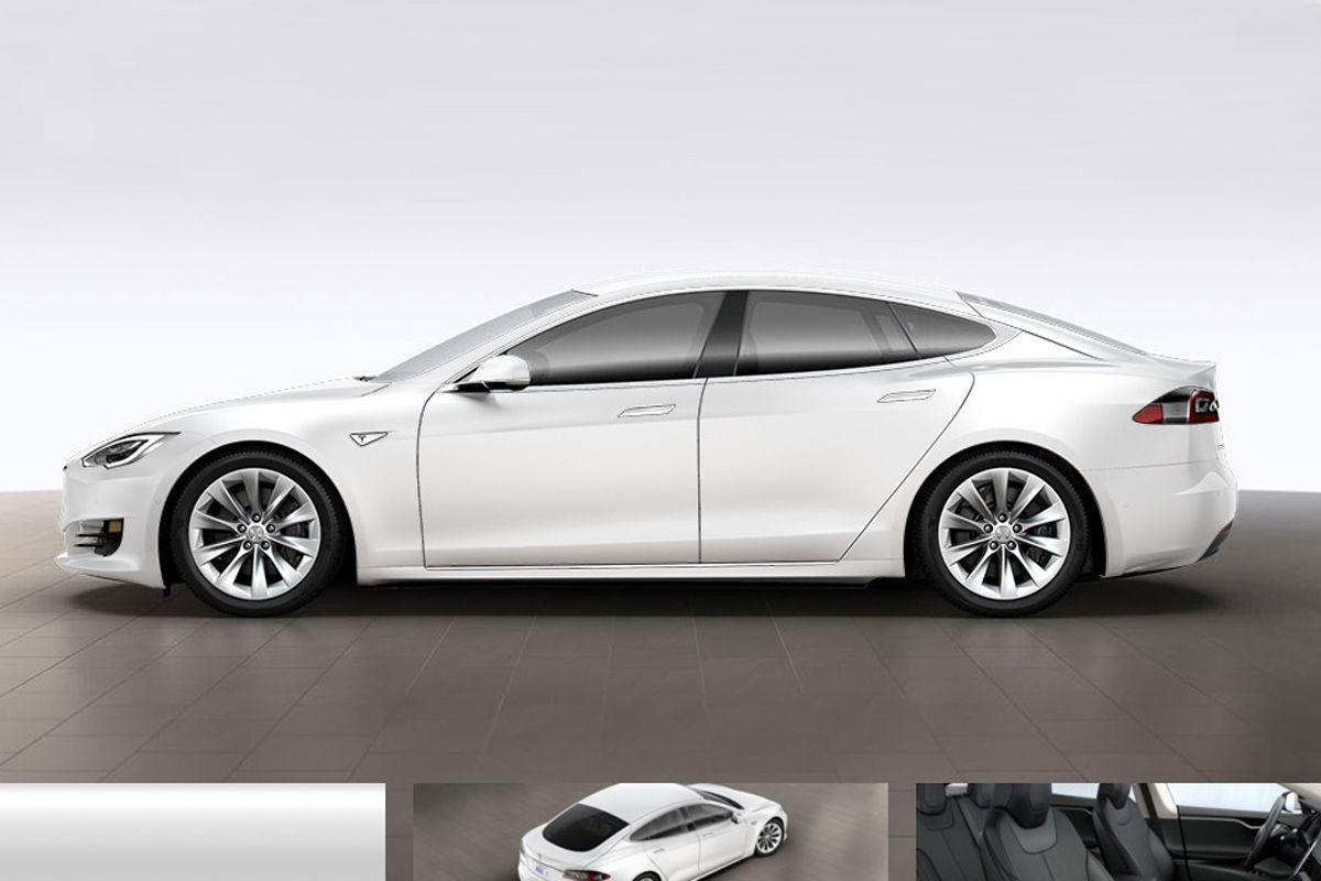 deutsche preise tesla model s facelift bilder. Black Bedroom Furniture Sets. Home Design Ideas